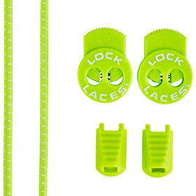 Lock Laces Run Laces green